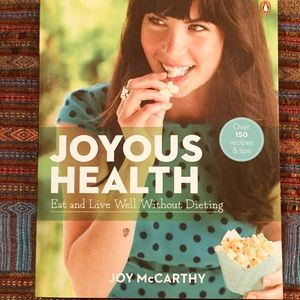 Joyous Health cookbook